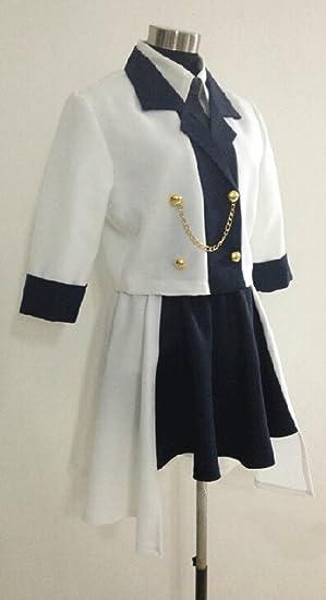 Vocaloid Miku Hola risa Gumi Cosplay del traje de Cosplay de L ...