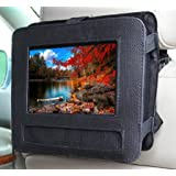 KORAMZI Universal Car Headrest Mount Holder for Portable DVD Player, fits Koramzi, Sylvania,RCA and all other 7