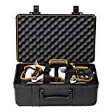 Hardside 400 Quadcopter/Drone Case From Lowepro – Protect, Organize and Transport Everything You Need For a Day Of Flying