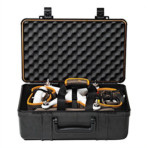 Hardside 400 Quadcopter/Drone Case From Lowepro – Protect, Organize and Transport Everything You Need For a Day Of Flying by Lowepro