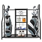 Morvat Golf Organizer for Golf Bag and Golf Accessories | Perfect Way to Store and Organize Your Golf Equipment, Golf Clubs and Golf Travel Bag