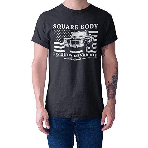 Aggressive Thread Square Body Legends Squarebody ()