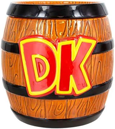 Donkey Kong SUPER Mario KEKSDOSE, Keramik