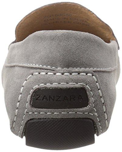 Zanzara Menns Picasso Slip-on Dagdriver Grå
