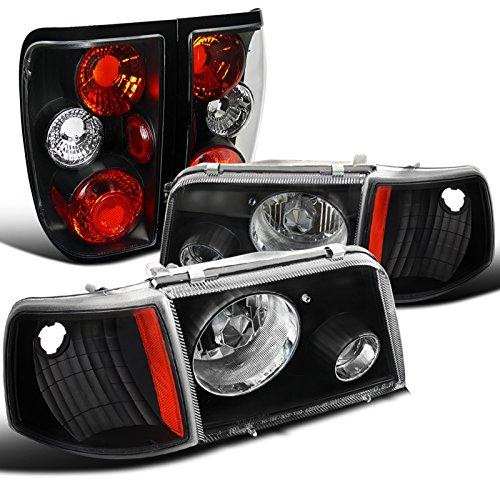 94 ford ranger headlight assembly - 8