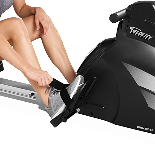 Velocity Exercise Magnetic Rower, Black by velocityexercise (Image #5)