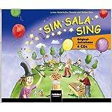 Sim Sala Sing. 4 AudioCDs: Originalaufnahmen 4 CDs. CDs zum gleichnamigen Liederbuch mit Originalaufnahmen zu 127 ausgewählten Titeln.