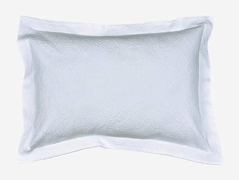 MI CASA Funda COJIN JUCA 50X70 Blanco: Amazon.es: Hogar