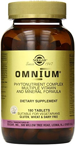 Omnium, Phytonutrient-Rich Multiple Vitamin and Mineral Form