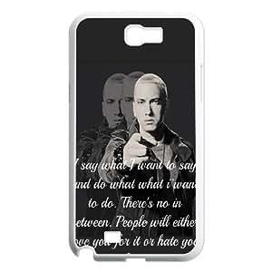 Eminem Customized Cover Case for Samsung Galaxy Note 2 N7100,custom phone case ygtg-689755