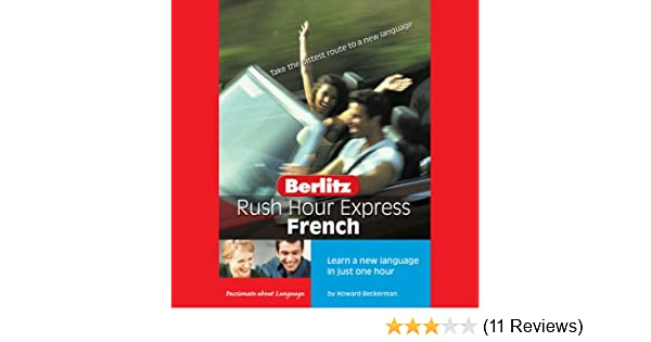Amazon Rush Hour Express French Audible Audio Edition