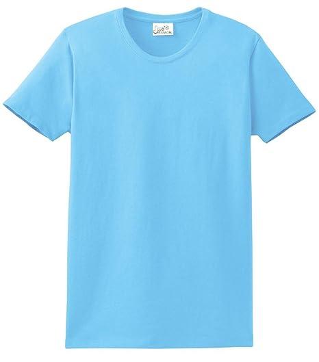 bd19093110b Joe s USA(tm - Womens 6.1-Ounce 100% Soft Spun Cotton Cotton T