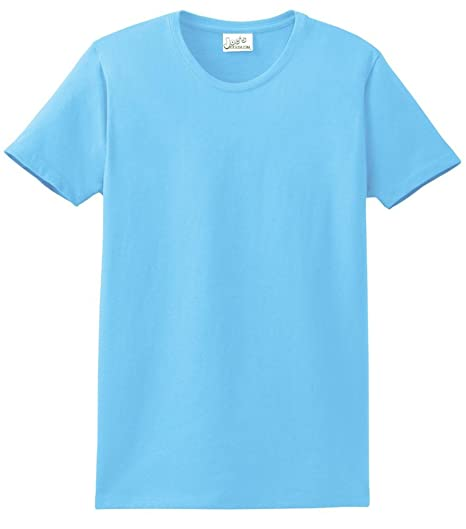 d145b4b00b3 Joe s USA(tm - Womens 6.1-Ounce 100% Soft Spun Cotton Cotton T