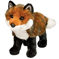 Douglas Scarlett Fox DLux Plush Stuffed Animal