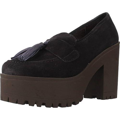 Mocasines para Mujer, Color Azul, Marca ALPE, Modelo Mocasines para Mujer ALPE 3204 11 Azul: Amazon.es: Zapatos y complementos