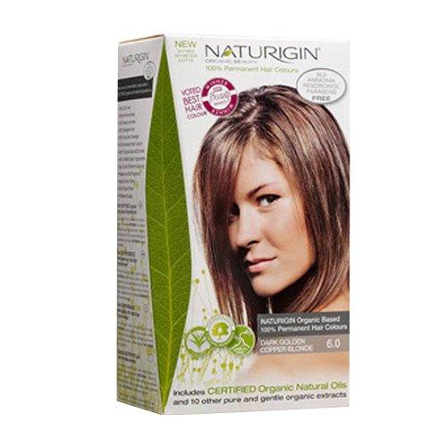 Price comparison product image Naturigin Permanent Hair Color, Dark Golden Copper Blonde