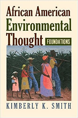 book cover: African American environmental thought
