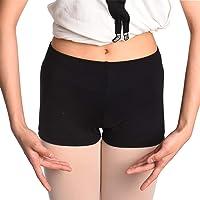 Pantalones cortos de danza para mujer