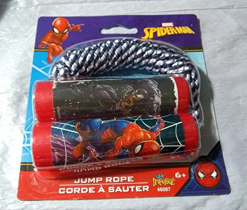 Marvel Spiderman Spider-Man Jump Rope by Imperial by Greenbrier