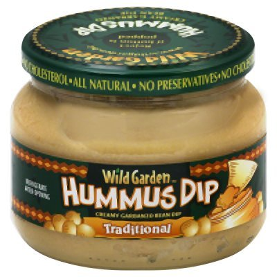 (Wild Garden Hummus, Traditional, 10.74 OZ (Pack of 6))
