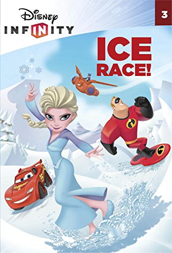 Download Ice Race! (Disney Infinity) (A Stepping Stone Book(TM)) pdf epub
