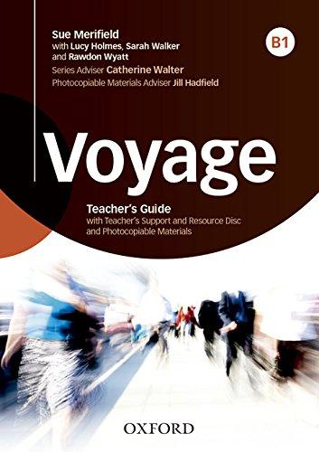 Voyage B1. Teachers Book + Teachers Resource Pack: Amazon.es: Krantz, Caroline, Norton, Julie: Libros