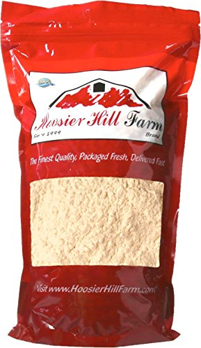 Vital Wheat Gluten Flour (1 kg) Baking Ingredient to Improve Elasticity and  Rising by Hoosier Hill Farm