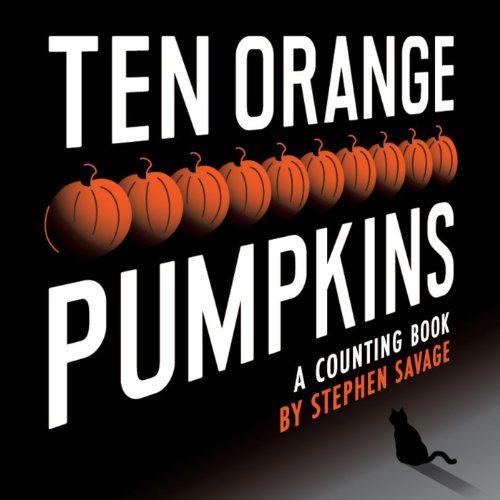 Ten Orange Pumpkins: A Counting Book (Best Preschool Halloween Movies)