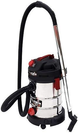 Cevik CE-PRO30XT Aspirador sólidos y líquidos, 1400 W, 230 V, Gris ...