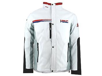 Chaqueta de invierno Hombre Team Hrc Honda L: Amazon.es ...