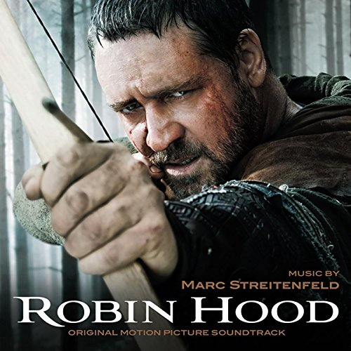 robin hood original motion picture soundtrack by marc