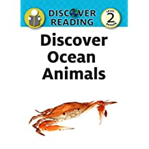 Discover Ocean Animals (Discover Reading)