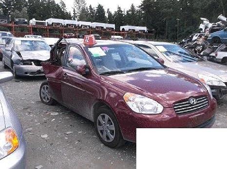 Genuine Hyundai 98110 - 1 G000 Asamblea Motor del limpiaparabrisas ...