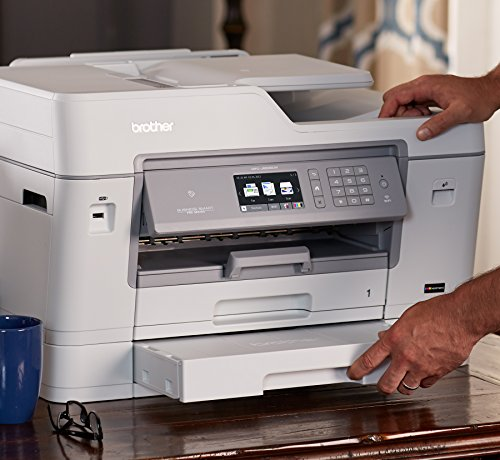 Brother Printer MFCJ6935DW Wireless Color Printer with Scanner, Copier & Fax, Amazon Dash Replenishment Enabled by Brother (Image #2)