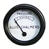 70207834V Oil Pressure Gauge Made to fit Allis Chalmers Tractor Models B G IB +