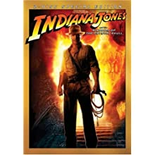Indiana Jones and the Kingdom of the Crystal Skull (Two-Disc Special Edition) (2008)