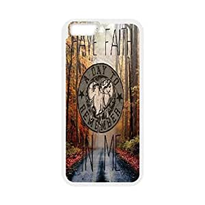"""Qxhu A Day to Remember patterns Pattern Protective Hard Phone Cover Case for Iphone6 Plus 5.5"""""""