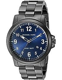 Men's Paxton Gunmetal Watch MK8499