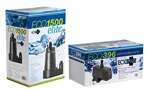 Eco 396 Submersible Pump - 7