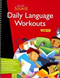 Daily Language Workouts Grade 10, Patrick Sebranek and Dave Kemper, 0669531634