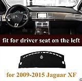 HEALiNK Car Dashboard Cover for Jaguar XF 2009-2015