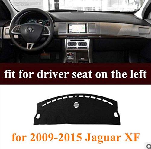 HEALiNK Car Dashboard Cover for Jaguar XF 2009-2015 (Dash Jaguar Cover)