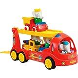 Lansay - 16025 - 1Er Age - Voiture - Le Camion De Transport