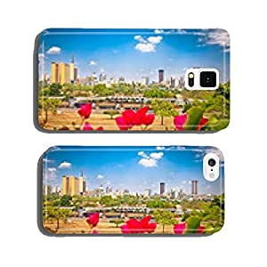 Panoramic view on Nairobi , Kenia. cell phone cover case iPhone6 Plus