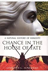 Chance in the House of Fate by Jennifer Ackerman (2001-11-19)