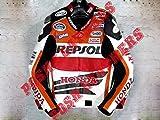 Motorbike/motorcycle Honda Repsol Leather Racing Jacket