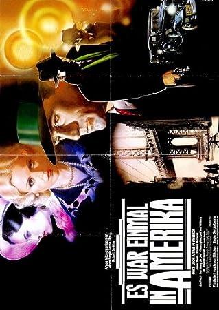 Once Upon a Time en América Póster de película alemán 11 x 17 en – 28