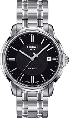 Tissot Automatics III Date Stainless Mens Automatic Watch T0654071105100