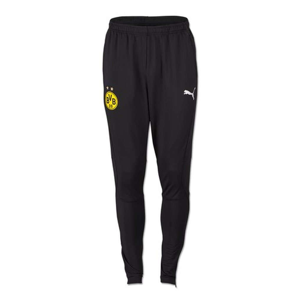 Puma Kinder BVB TapeROT Pockets with Zippers Trainingshose