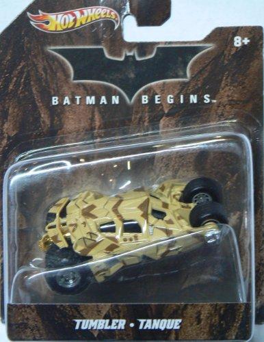 Hot Wheels Batman Begins Tumbler Tanque.
